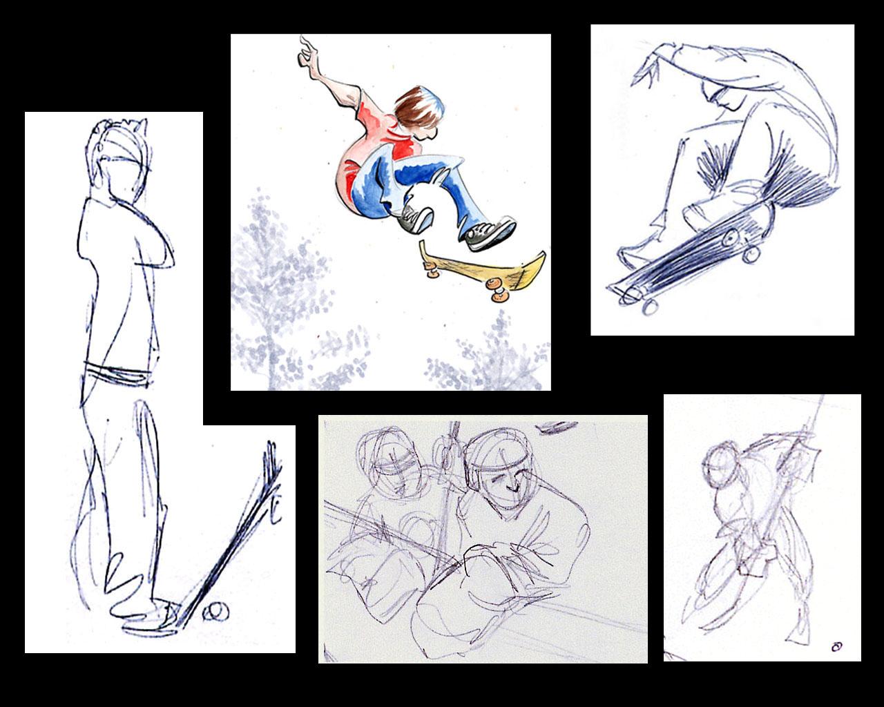 Life Drawing part 3